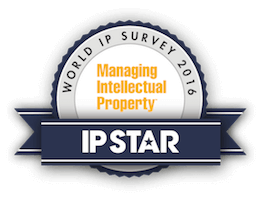 IP Star 2016 for Romania